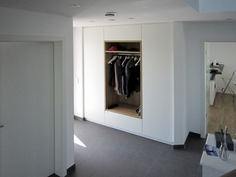 Garderoben für jeden Geschmack